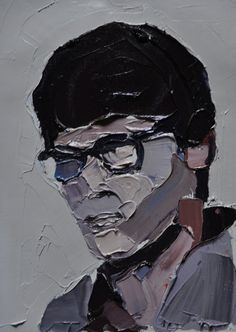 "Saatchi Online Artist: Clara Adolphs; Oil, Painting ""Bem"""