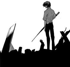 Tokyo Ghoul: JACK   Arima Kishou Tokyo Ghoul Manga, Standing Poses, Kendo, Undertaker, Anime Life, Kaneki, Manga Art, In This World, Darkness