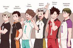 Captains ✨❤️