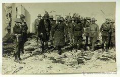 Monte Arruit Campaña de Rif 1921 Guerra Marruecos Alto Comisario Identificando cadáveres