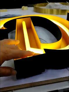 RECHI Custom Design & Made Retail Sign,Hotel Sign,Brand Logo Sign & Retail Merchandiser Display Prop Shop Signage, Signage Display, Wayfinding Signage, Signage Design, Mobile Shop Design, Garage Logo, Tor Browser, Chic Tattoo, Led Logo