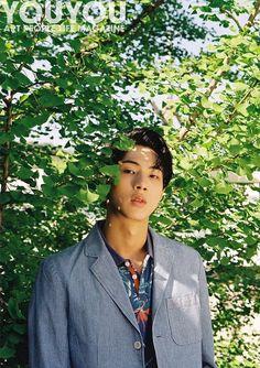 Ji Soo YOU YOU