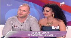 Eduard si Lavinia MPFM5 vor parasi casa Mireasa pentru fiul meu