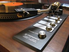 I miss spinning LPs on a turntable. Here is a Pioneer PL 71 70's Vintage Direct Drive Turntable. I still own one to this day. It saw me through the period from 1975 to the end of the decade.