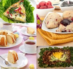 8 free easter gifts guide you could ever hope for high fashion gluten free easter brunch menu recipes asparagus and red pepper frittata quinoa salad with mango and avocado citrus brunch cake raspberry scones negle Gallery