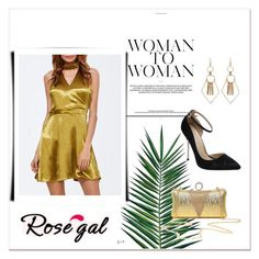 """""""ROSEGAL #15"""" by amina-haskic ❤ liked on Polyvore featuring Nika and rosegal"""