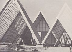 Swiss National Exhibition of 1964 in Lausanne from Schweizerische Polierzeitung