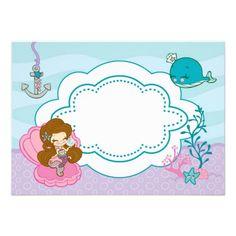 17 best mermaid baby shower invitations images on pinterest sparkling sea invite mermaid baby showersbaby filmwisefo