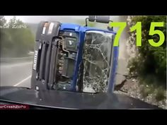 Car Crashes Compilation 715   April 2016