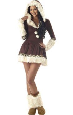 13 best eskimo costume images on pinterest eskimo costume hair sexy eskimo costume solutioingenieria Choice Image