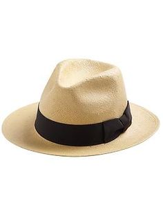 San Diego Hat Co. Paper Braid Wide Brim Fedora. This would be perfect for summer!