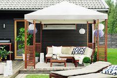 IKEA havemøbler og loungemøbler til at nyde sommeren i