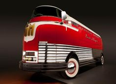Futurliner No. 3 to cross MAG auction block at Hot August Nights | Classic Car News by ClassicCars.com