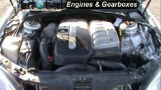 Mercedes S320 CDI Engine