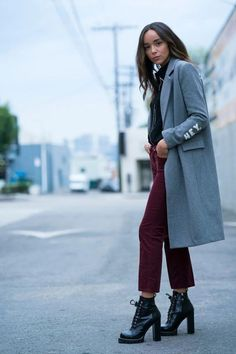 Ring my Bell is a website for Ashley Madekwe to post her style inspirations, personal style, beauty tips and home interior ideas. Oufits Casual, Cute Casual Outfits, Fall Outfits, Fashion Outfits, Fashion Trends, Maxi Blazer, Winter Fits, Star Fashion, Fast Fashion