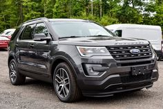 SUV 2013 Ford Explorer Sport With 3rd Row Seating