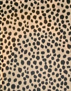"""Jan Showers """"Glamorous Rooms"""" coffee table book sans jacket, love the snow leopard pattern"""