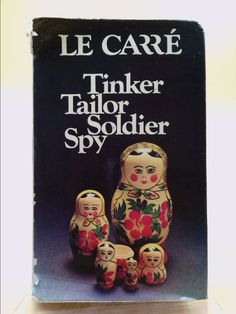 Tinker, Tailor, Soldier, Spy (John le Carré) | New and Used Books from Thrift Books