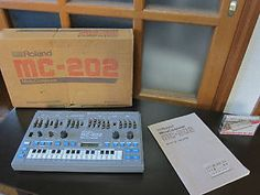 "The Roland MC-202 was used for the lead acid line on Josh Wink's hit track ""Higher State Of Consciousness"" In many ways it is like a more portable SH-101."
