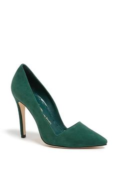 emerald shoes
