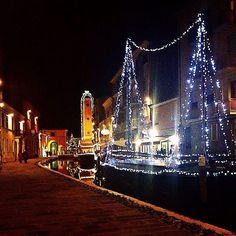 Natale a Comacchio - Instagram by fedecdoro