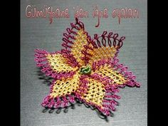 Hobbies And Crafts, Diy And Crafts, Needle Lace, Lace Making, Irish Crochet, Beaded Flowers, Tatting, Weaving, How To Make