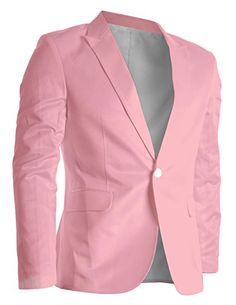 4250611b2dd FLATSEVEN Mens Slim Fit Stylish Peaked Lapel Blazer Jacket at Amazon Men's  Clothing store: Blazers And Sports Jackets