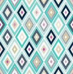 Papel de parede adesivo - Estampa geométrica/bolinhas
