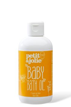 Petit&Jolie Baby Bad Olie
