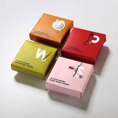 beautiful Taiwanese TK Food cookie packaging designs, by Victor Branding Lab (via Lovely Package. Cookie Packaging, Tea Packaging, Brand Packaging, Shirt Packaging, Beverage Packaging, Food Branding, Food Packaging Design, Packaging Design Inspiration, Packaging Ideas
