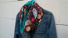 KajDom / Obojstranná šatka-farebná Vera Bradley Backpack, Backpacks, Handmade, Bags, Fashion, Handbags, Moda, Hand Made, Fashion Styles