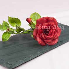 Learn How to Create a Gumpaste Life-Like Rose: From Bud to Fully Open Series 1!