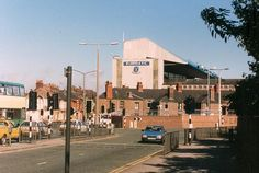 Goodison Park, Everton in the Football Music, Liverpool Town, Nostalgic Pictures, Classic Football Shirts, Goodison Park, Everton Fc, Football Stadiums, Best Games, Street View