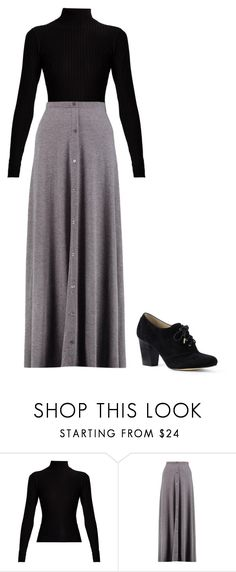 """old fashion"" by merve-hotkid on Polyvore featuring Acne Studios, Boohoo and Lands' End"