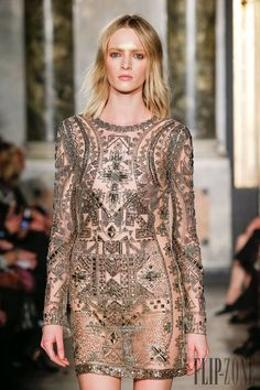 Emilio Pucci Fall-winter 2014-2015 - Ready-to-Wear - http://www.flip-zone.net/fashion/ready-to-wear/fashion-houses-42/emilio-pucci-4586 - ©PixelFormula