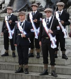 #ULSTER #COVENANT #PARADE,#BELFAST,#NORTHERN #IRELAND.