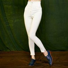 Elf Sack autumn ladies casual pants high waist pencil pants female pantyhose| elfsack