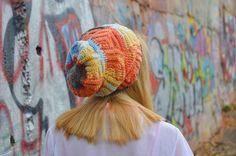 Slouchy Beanie Crochet  hat summer women's hat  by SeasonFashion