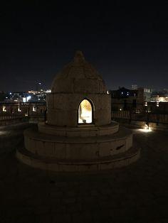 A Torre de Davi, em Jerusalém