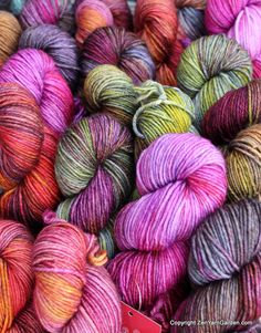 Zen Yarn Garden has the best looking merino wools....to die for!! and special offers and knit alongs!!