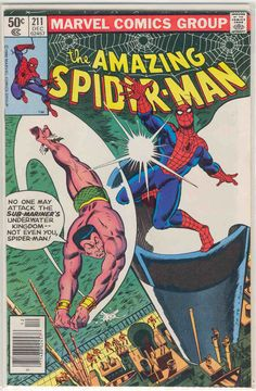 Title: Amazing Spider-Man | Year: 1963 | Publisher: Marvel | Number: 211 | Print: 1 | Type: Regular | TitleId: bba0d660-be80-4eaa-888f-48e95a3afb72