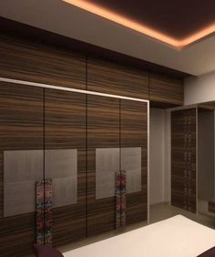 Best Wardrobe Design in India Wardrobe Interior Design, Wardrobe Design Bedroom, Bedroom Furniture Design, Home Room Design, Modern Bedroom Design, Master Bedroom Design, House Design, Sliding Door Wardrobe Designs, Wardrobe Doors