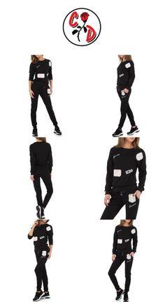 Costum - Emma&Ashley. Femeile au cele mai bune oferte la CD Fashion - Plata Ramburs, ⭐Livrare GRATUITĂ⭐ Costum - Emma&Ashley ✅Retur GRATUIT.✅ Articole Emma&Ashley de sezon 100% originale. #AllYear #CostumTrening #Dragos24 #Emma&Ashley #Femeie #Imbracaminte #L #La30°C #M #Magazin #Negru #Primavara/Vara #S #Emma&Ashley Mai, Costumes, Model, Dress Up Clothes, Fancy Dress, Scale Model, Models, Template