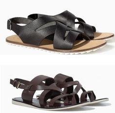 Tendencias Calzado: Sandalias para hombre Primavera Verano 2015 Sandals 2014, Flat Sandals, Flip Flop Sandals, Men Sandals, Leather Shoes, Leather Bag, Huaraches, Shoe Game, Summer Shoes