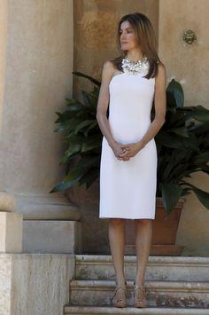 Princess Letizia of Spain - 2010