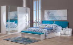 Her insanın kendi evinde en fazla vakit geçirdiği alan yatak odalarıdır. Bu sebeple yatak odası takımları seçimi yapılırken konforlu, şık ve uygun fiyatlı olmalarına dikkat edilmelidir. Lima Yatak odası takımı bir aranan tüm özellikleri taşımaktadır.