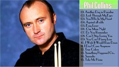 Best Songs Of PHIL COLLINS (Full Album HD) || PHIL COLLINS's Greatest Hits
