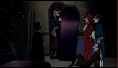 Black Butler ~~ Ah, those classic expressions of shock and horror. Even Lau opened his eyes for a change!