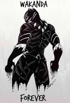 Wakanda forever #marvel #blackpanther #meme