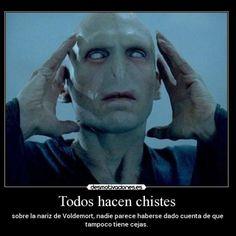 Los memes más graciosos sobre Voldemort